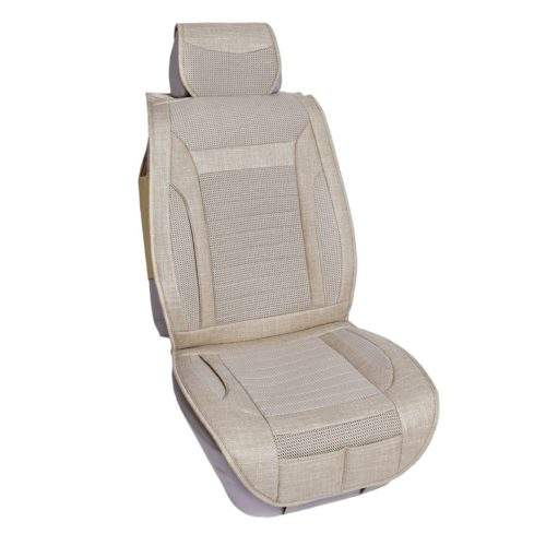Qbedding Soothing Drive All Season Universal Fit Breathable Car Seat Cover