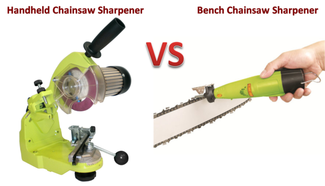Best Chainsaw Sharpener Reviews 2019