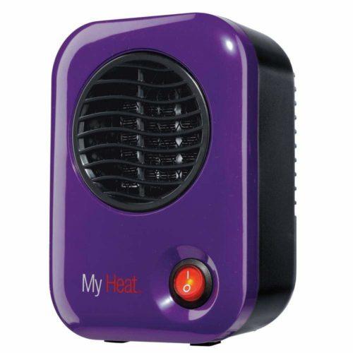 Lasko 106 My Heat Personal Heater, Ceramic