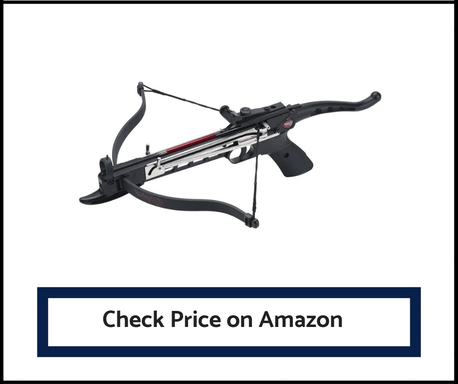 KingArchery Self-Cocking Crossbow
