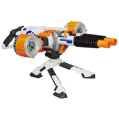 Nerf N-Strike Elite Rhino-Fire Blaster – pricey but with worthy features