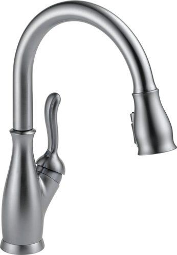 Delta 9178-AR-DST Leland Single-Handle Pull-Down Kitchen Faucet – Best Pull-Down Kitchen Faucet