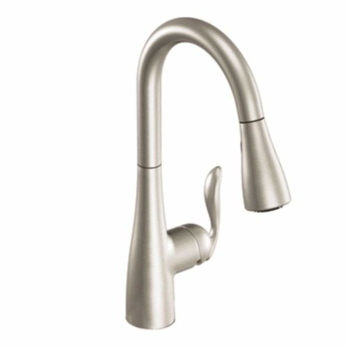 Moen Arbor One-Handle High Arc Pulldown Kitchen Faucet – Best High Arch Faucet