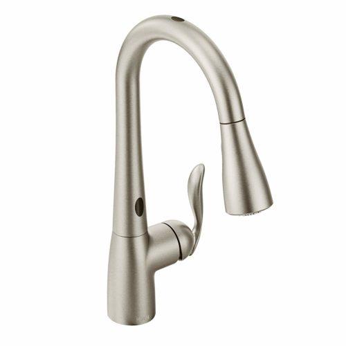 Moen Arbor Motionsense Two-Sensor Touchless Kitchen Faucet – Best Touchless Kitchen Faucet