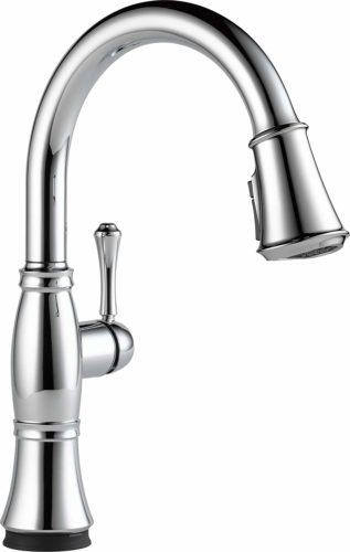 Delta Cassidy Single-Handle Touch Kitchen Sink Faucet – Best Touch Kitchen Faucet