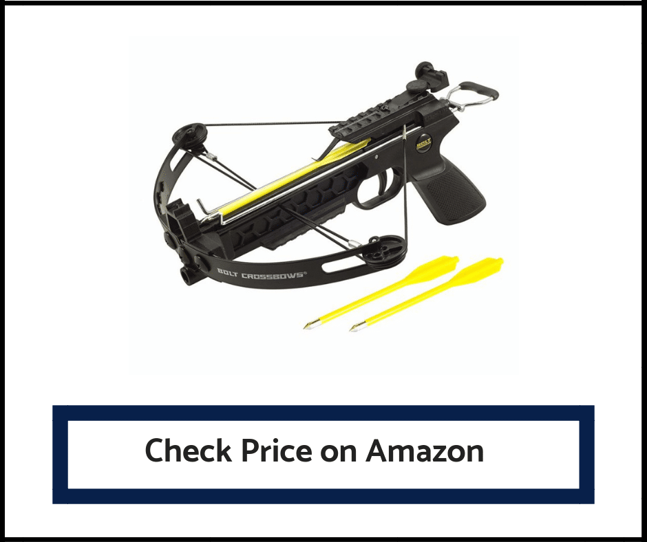 Best Crossbow Pistol 2019 - Review and Buyer's Guide