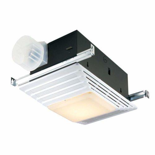 . Broan 655 Bath Fan & Heater, with Light