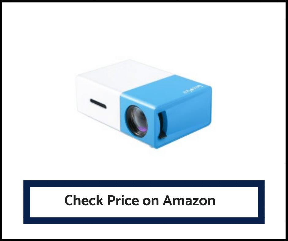 DeepLee DP300 Mini Projector