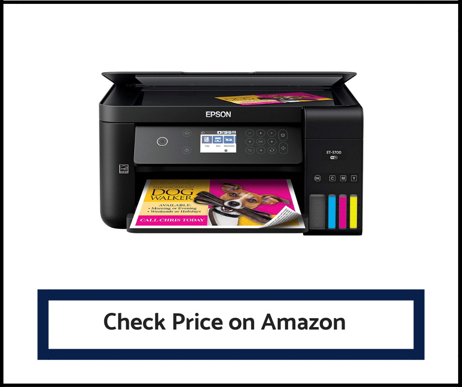 Best Printers For Home Use With Cheap Ink: Buyer's Guide 2019