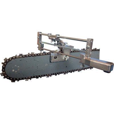 Bar-Mount Chain Sharpener