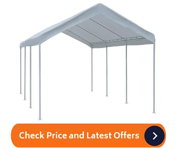 Abba Patio Car Canopy