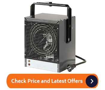 Best Garage Heater (August  2019) - Reviews and Buying Guide